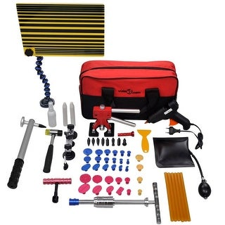 vidaXL XXL Dent Removal Kit with Carrying Bag