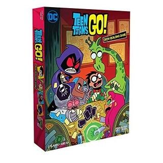 Cryptozoic Entertainment Teen Titans Go Dbg Board-Games