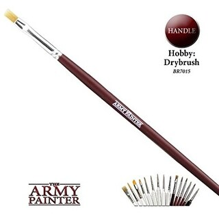 The Army Painter Hobby Brush: Drybrush