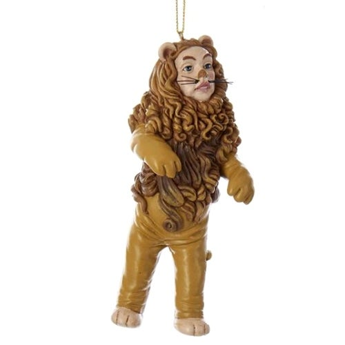 Wizard of Oz Lion Ornament