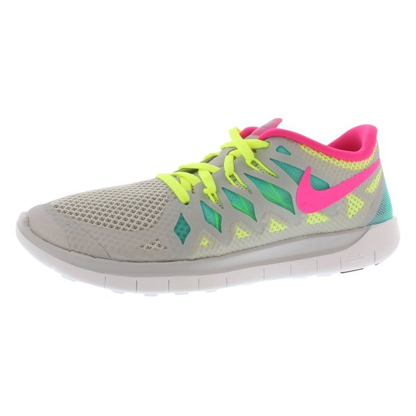 aa7264763bca Shop Nike Free 5.0 Gs Running Junior s Shoes - 6.5 m us big kid ...