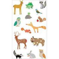 Wondrous Woodland Animals - Mrs. Grossman's Stickers
