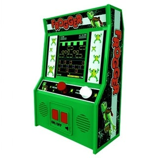 Frogger Hand Held Game