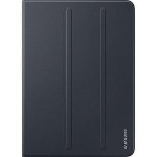 Samsung Galaxy Tab S3 Book Cover - Black Book Cover