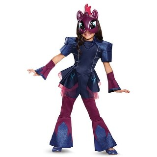 Disguise Tempest Movie Deluxe Toddler/Child Costume - Multi