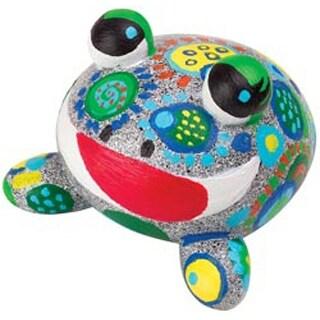 Garden Frog - Rock Pets Paint Kit