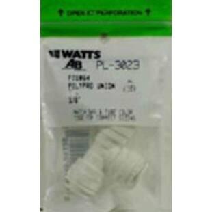"Watts PL3023 Tee 3/8""Od Plastic"