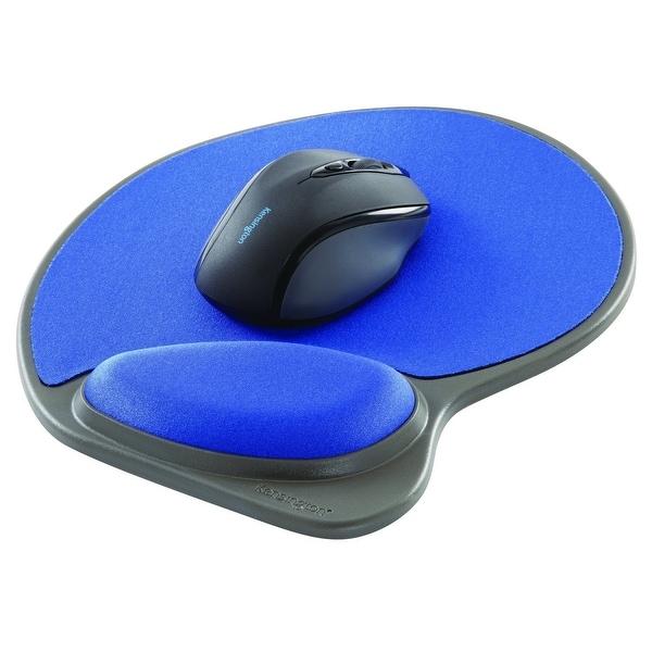 Kensington Computer - Kensington Memory Foam Mouse Wrist Pillow - Blue