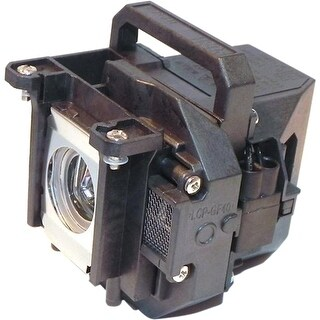 """eReplacements ELPLP53-ER eReplacements ELPLP53, V13H010L53 - Replacement Lamp for Epson - 230 W Projector Lamp - E-TORL - 2000"