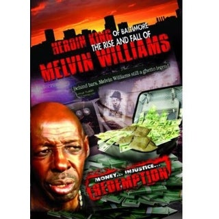 Heroin King of Baltimore: Rise & Fall of Melvin Wi [DVD]