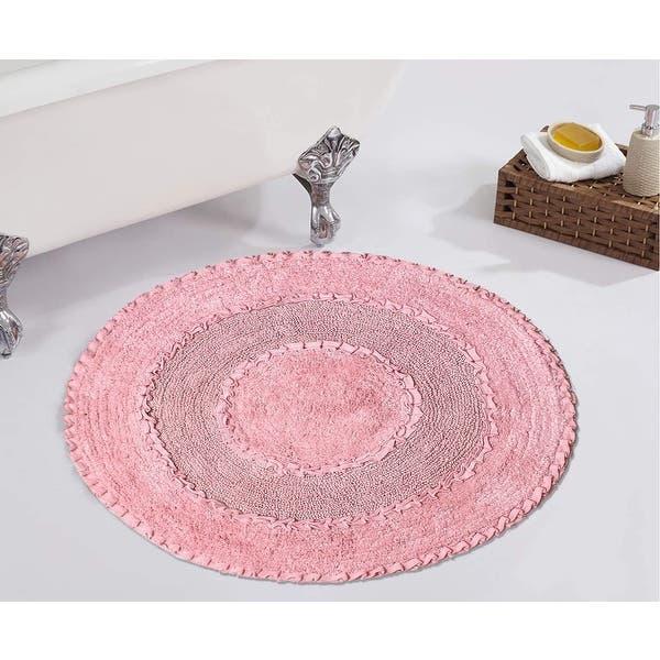 Radiant Round Shape Bath Rug 22 On Sale Overstock 31576009