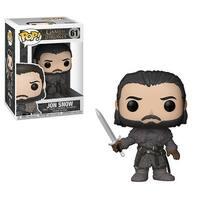 "Funko POP! Game of Thrones Jon Snow 3.75"" Vinyl Figure - multi"