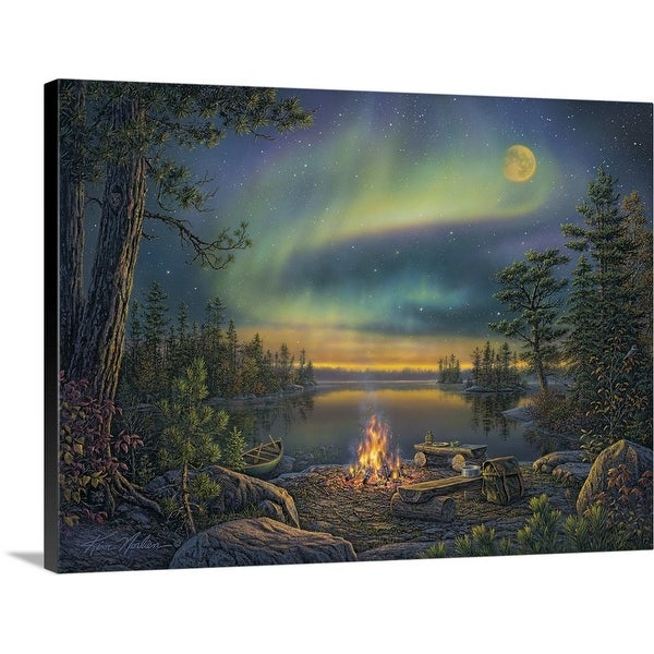 """""""A Night to Remember"""" Canvas Wall Art"""
