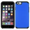 Insten Dual Layer Hybrid Rubberized Hard PC/ Silicone Case Cover for Apple iPhone 5/ 5S/ SE - Thumbnail 0