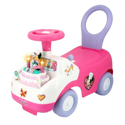 Disney Lights 'n' Sounds Partytime Ride-On