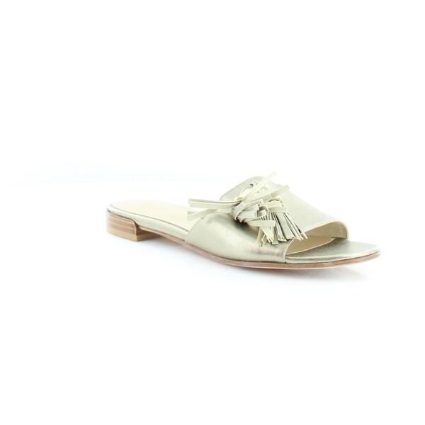 Stuart Weitzman Twotassels Women's Sandals & Flip Flops Ale Washed - 6