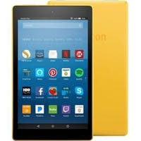 "Amazon.Com Kydc B01j94tsa0 Fire Hd 8 Tablet W/ Alexa, 8"" Hd Display - 32Gb - Canary Yellow"