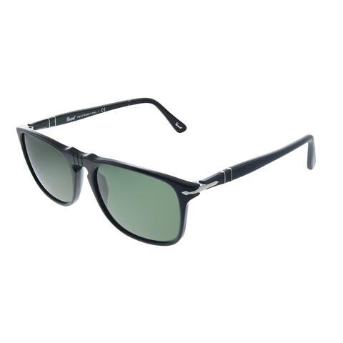 Persol PO 3059S 95/31 54mm Unisex Black Frame 0 Sunglasses