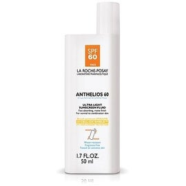 La Roche-Posay Anthelios 60 Ultra Light Sunscreen Fluid Extreme, SPF 60 1.7 oz