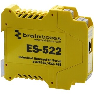 Brainboxes ES-522 Brainboxes Device Server - x Serial Port|https://ak1.ostkcdn.com/images/products/is/images/direct/ccb1361f9b280a91ed1402ac2e086b4166e88b7e/Brainboxes-ES-522-Brainboxes-Device-Server---x-Serial-Port.jpg?_ostk_perf_=percv&impolicy=medium