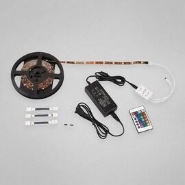 Eurofase Lighting 22536 5 Meter RGB LED Strip Light Kit 36 Watt
