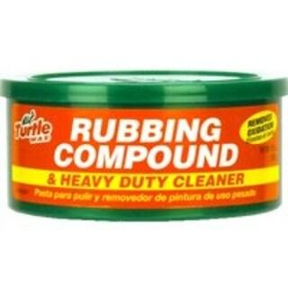 Turtel Wax T-230A Rubbing Compound Paste, 10.5 Oz