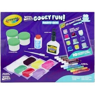 Crayola Gooey Fun! Slime Party Set-