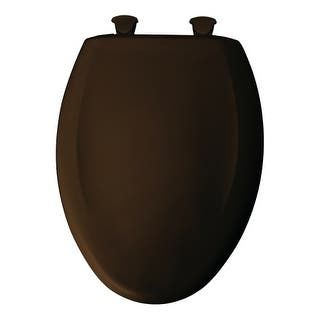 gold glitter toilet seat. Bemis 1200SLOWT Elongated Closed Front Toilet Seat and Lid with  Whisper Close Seats For Less Overstock com