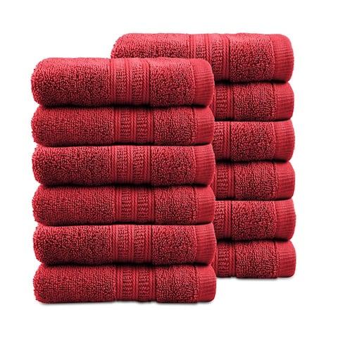 AIR RICH innovative technology, high absorbency Towel Set (550 GSM)