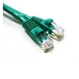 Link Depot Cable 14FT CAT5e 350MHz Molded w/Boot Green
