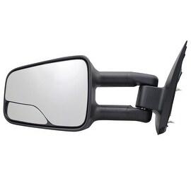 Pilot Automotive CV9309410 GMC Sierra Black Manual Replacement Side Mirror