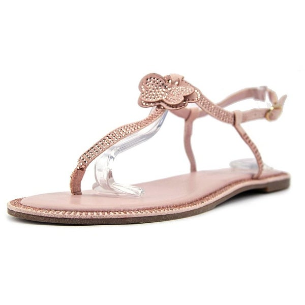 Athena Alexander Graceful Women Open Toe Synthetic Pink Sandals