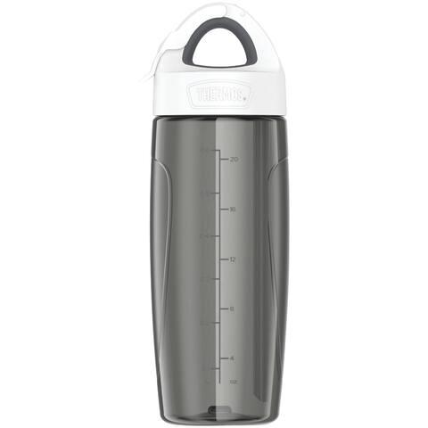 63184e4517 Thermos 24 oz. Eastman Tritan Sport Bottle w/ Covered Straw (Smoke Gray)
