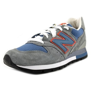 New Balance M996 Men Round Toe Suede Fashion Sneakers