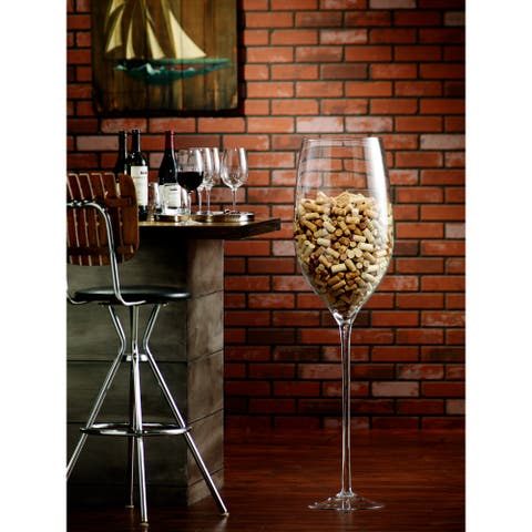 Christopher Knight Giant Wine Glass 47""