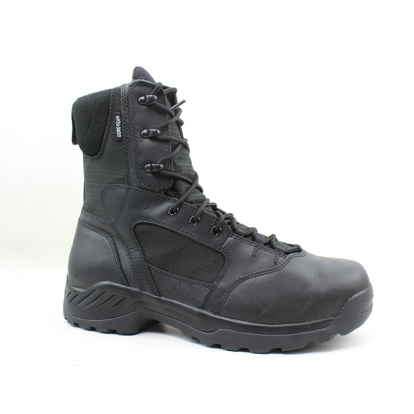 50b07e62820 Shop Danner Mens Kinetic Black Work & Safety Boots Size 11 (2E ...