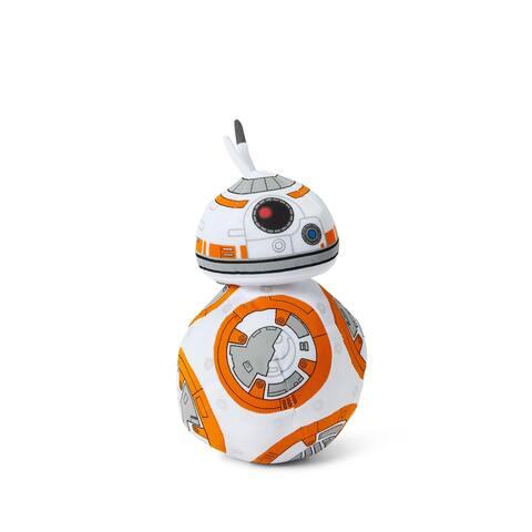 """Stuffed Star Wars Plush Toy - 9"""" Talking BB8 Doll - Multi"""