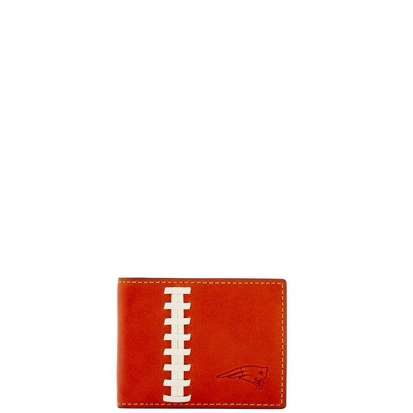 Dooney & Bourke NFL New England Patriots Credit Card Billfold (Introduced by Dooney & Bourke at $78 in Aug 2017)