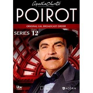 Agatha Christie's Poirot: Series 12 - DVD
