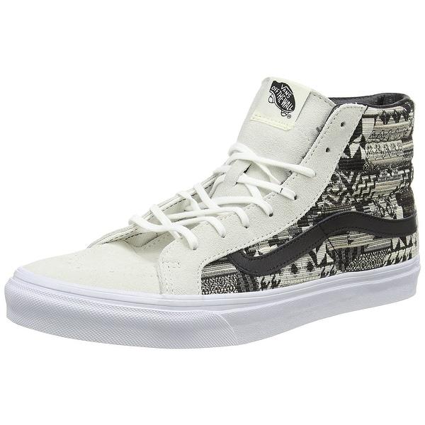 Vans Womens Sk8 Hi Slim Low Top Lace Up Fashion Sneakers
