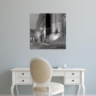 Easy Art Prints Alan Blaustein's 'Paris #3' Premium Canvas Art