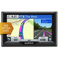 Refurbished Garmin Nuvi 58LM€GPS Navigator 5 Dual Orientation Touchscreen Display w/maps of the U.S. and Canada