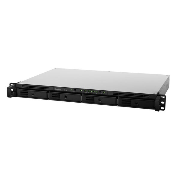 Synology Rs816 Nas Rackstation (Diskless)