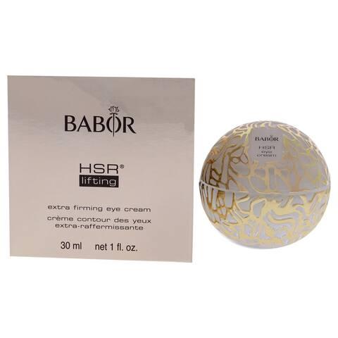 Hsr Lifting Extra Firming Eye Cream By Babor For Women - 1 Oz Cream