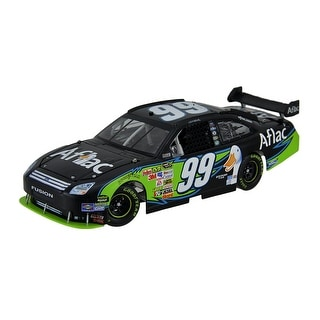 99 Carl Edwards 2009 Aflac Fusion Collectible Nascar Diecast Car 1:24 Scale