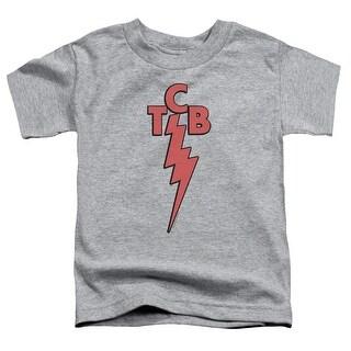Elvis Tcb Little Boys Toddler Shirt