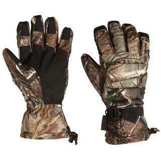 Legendary Whitetails Men's Camo ArcticShield Lined Camp Gloves - realtree ap
