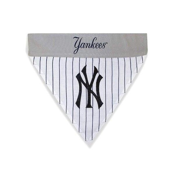 New York Yankees Pet Reversible Bandana