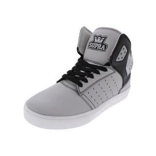 Supra Mens Atom Fashion Sneakers Hightop Colorblocked