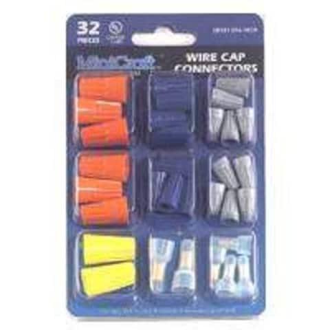 Mintcraft CP-323L Wire Cap Connector Set Assortments